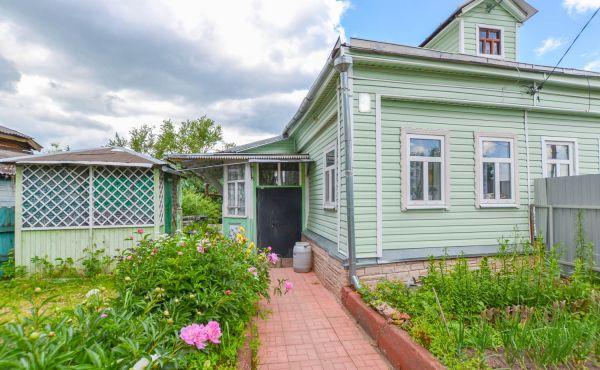Жилой дом на улице Соборной (часть)