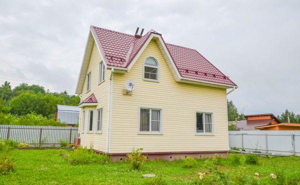 Жилой дом в СНТ Останкино