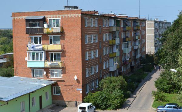 Двухкомнатная квартира на улице Свободы