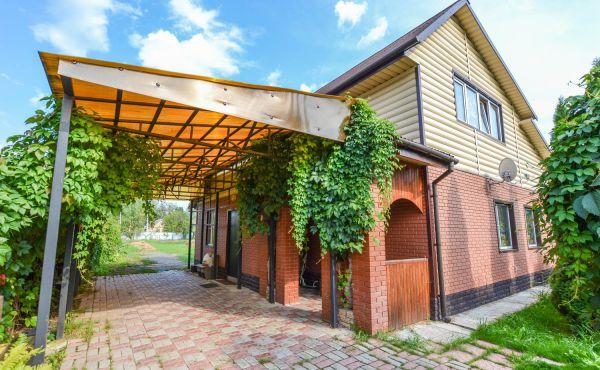 Жилой дом на улице Красноармейской