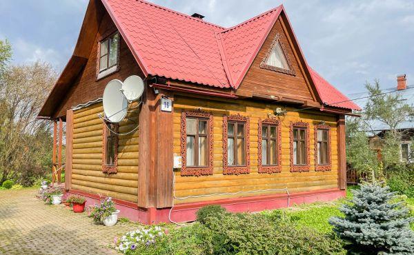 Жилой дом в деревне Внуково