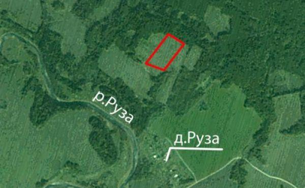 5 гА под дачное строительство на р.Руза
